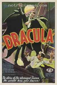 affiche  Dracula 218710