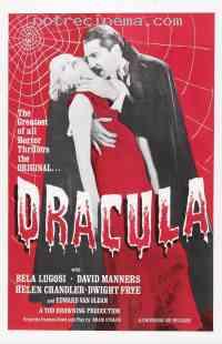 affiche  Dracula 218713