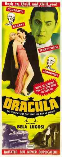 affiche  Dracula 218714