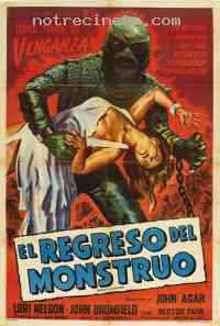 Poster La Revanche de la cr�ature 218885