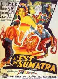 affiche  � l'est de Sumatra 219326