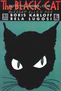 affiche  Le Chat noir 219496