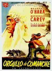 Poster Sur le territoire des Comanches 219809