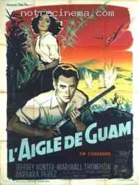 affiche  L'Aigle de Guam 220097