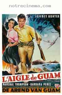 affiche  L'Aigle de Guam 220102