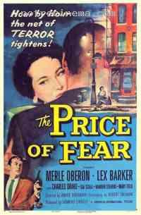Poster Le Prix de la peur 220637