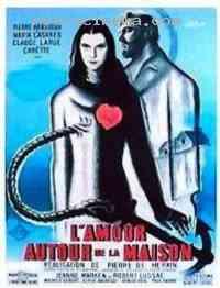 Poster L'Amour autour de la maison 221821