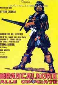 Poster Brancaleone alle crociate 223393