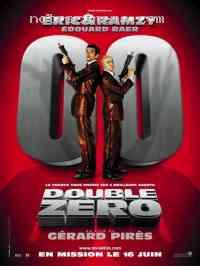 Poster Double Zéro 22453