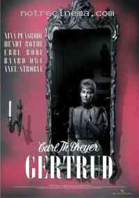 Poster Gertrud 225991