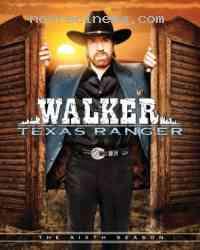 Poster Walker, Texas Ranger 226345