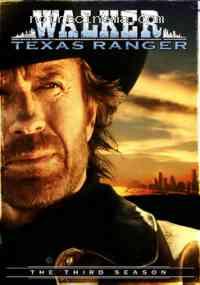 affiche  Walker, Texas Ranger 226346
