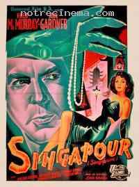affiche  Singapour 227229
