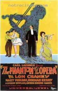 affiche  Le Fant�me de l'Op�ra 227299