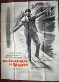 Poster Les Aventures de Salavin 228326