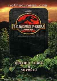 affiche  Le Monde perdu: Jurassic Park 228441
