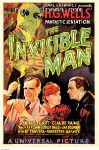 Poster L'Homme invisible 229010