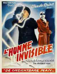affiche  L'Homme invisible 229012