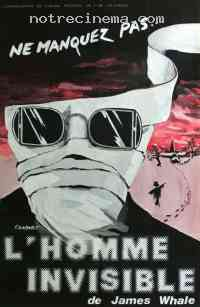 affiche  L'Homme invisible 229014