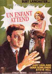 affiche  Un enfant attend 231183