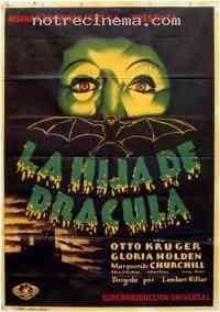 affiche  La Fille de Dracula 231786