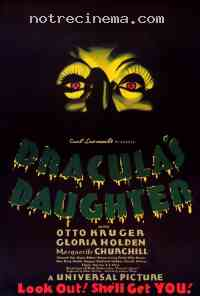 Poster La Fille de Dracula 231788