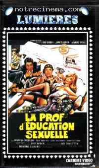 Jaquette covers la prof d 39 education sexuelle onorevole - L onorevole con l amante sotto il letto ...