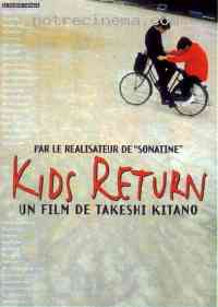 affiche  Kids return 236100