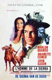 Poster L'Homme de la Sierra 236889
