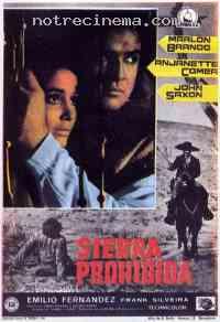 affiche  L'Homme de la Sierra 236890