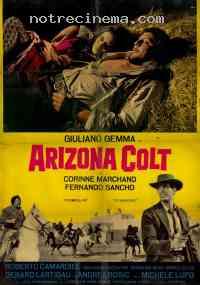 affiche  Arizona Colt 237095