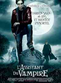 Poster L'Assistant du Vampire 237723