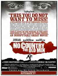 affiche  No Country for Old Men 237920