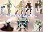wallpapers Clone Wars