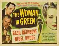 affiche  La Femme en vert 238230