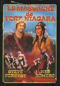 Poster Le Massacre de Fort Niagara 240084