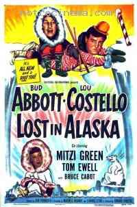 Poster Deux nigauds en Alaska 240148