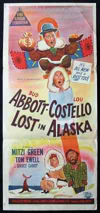 Poster Deux nigauds en Alaska 240151