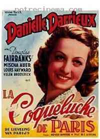 affiche  La Coqueluche de Paris 240768