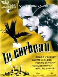 affiche  Le Corbeau 240769
