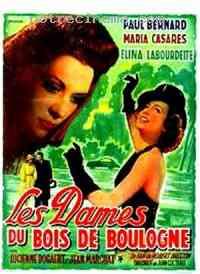 Poster Les Dames du bois de Boulogne 241893