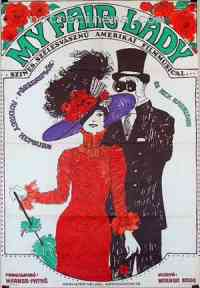 Poster My fair lady 244161