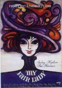 Poster My fair lady 244162