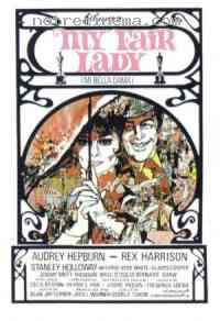 Poster My fair lady 244164
