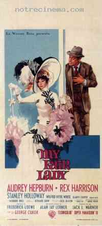 Poster My fair lady 244168