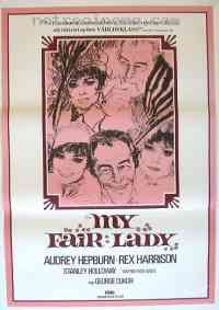 Poster My fair lady 244171