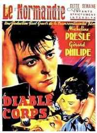 Poster Le Diable au corps 244998