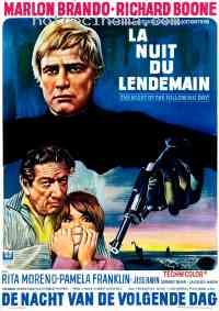 Poster La Nuit du lendemain 245033