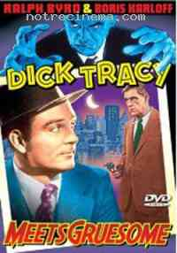affiche  Dick Tracy contre le Gang 247189