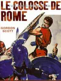 Poster Le Colosse de Rome 247672